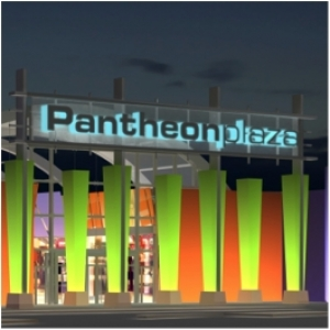 Pantheon Plaza Center